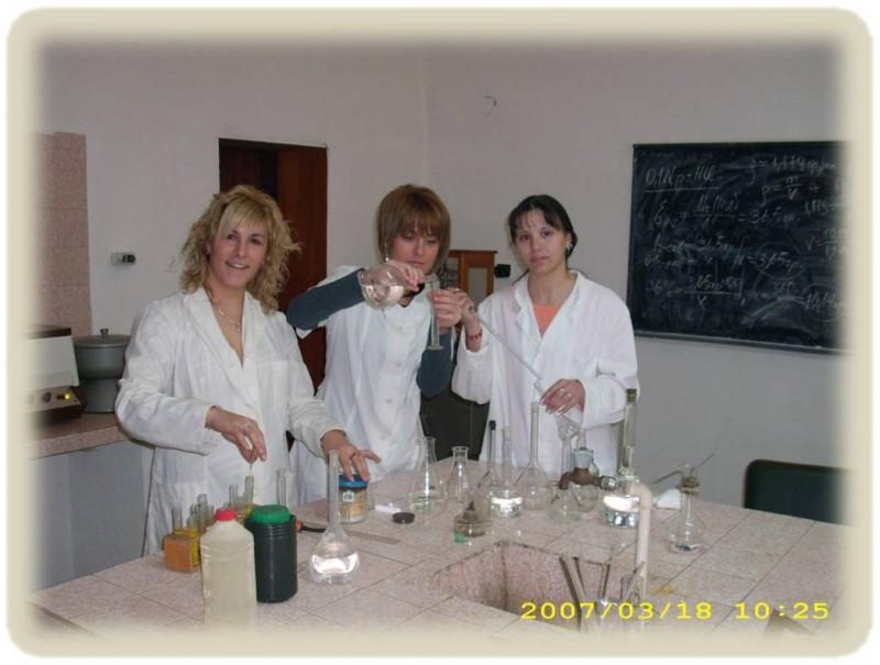 Химическа лаборатория 1
